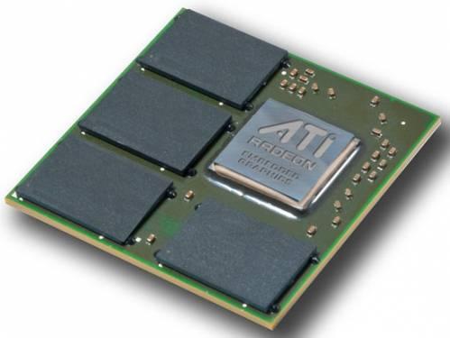 Графический чип Radeon E4690